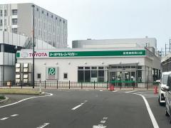 トヨタレンタリース新青森駅西口店