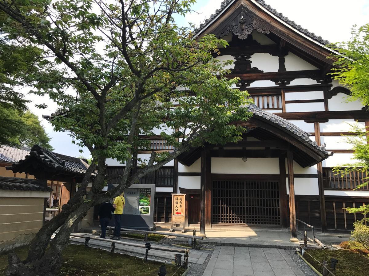 高台寺です