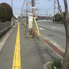 「泉三丁目」バス停留所