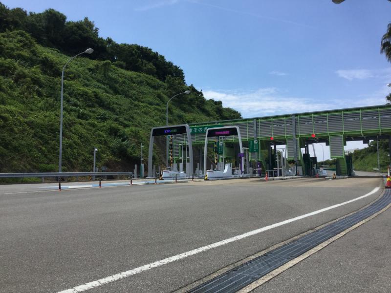 長崎自動車道 東そのぎIC(東彼...
