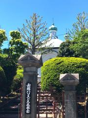 函館ハリストス正教会・主の復活聖堂