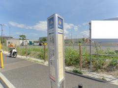 「Jグリーン堺南口」バス停留所