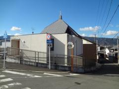 日本キリスト教団 御所教会