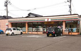 セブンイレブン 加賀市役所前店