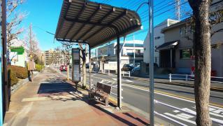 「スポーツセンター(葛飾)」バス停留所