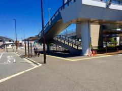 「橋本駅」バス停留所