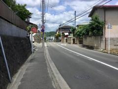 「川内亀岡公園前」バス停留所