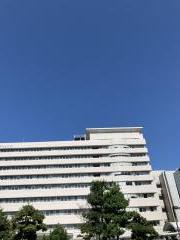 富山県立中央病院ヘリポート