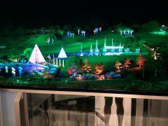 東建多度カントリークラブ・名古屋〔CGアニメ・レーザーショー〕/ホテル多度温泉