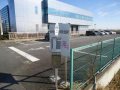 「宮和田新田」バス停留所