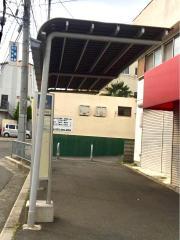「東中学校前(堺)」バス停留所