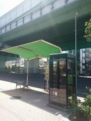 「玉出西一丁目」バス停留所