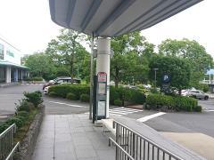 「ラフォーレ琵琶湖」バス停留所