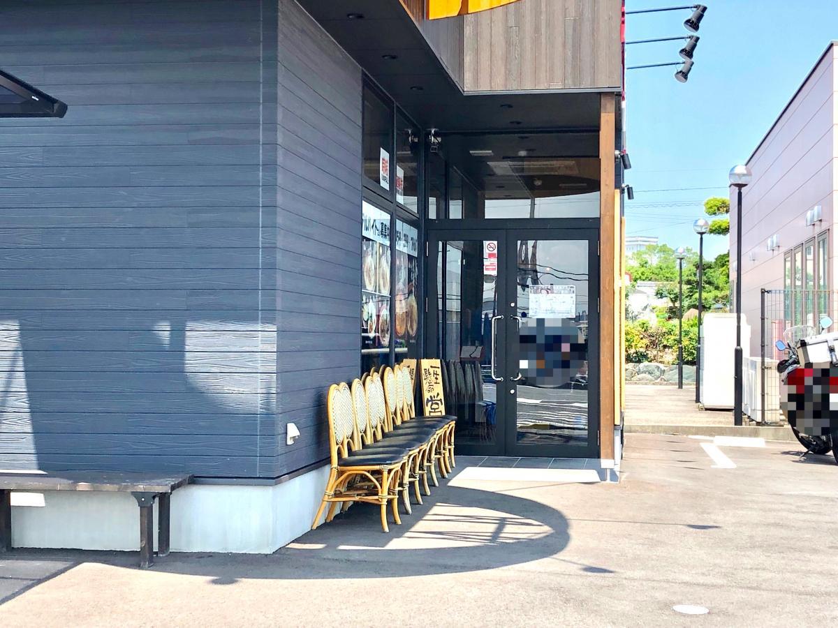 麺場 田所商店 鈴鹿白子店