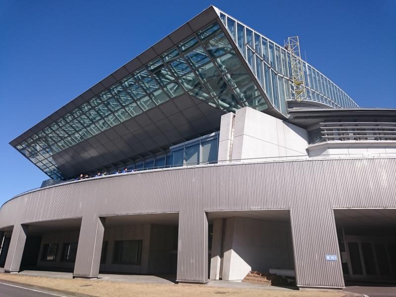 群馬県総合スポーツセンター