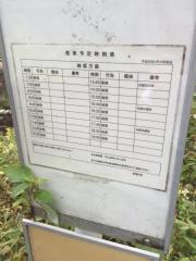 「変電所前(宇和島市)」バス停留所