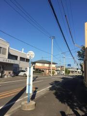 「鯛の浜北」バス停留所
