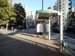 「九段下」バス停留所
