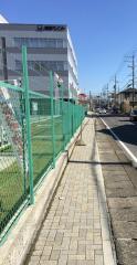 「莇生平地」バス停留所