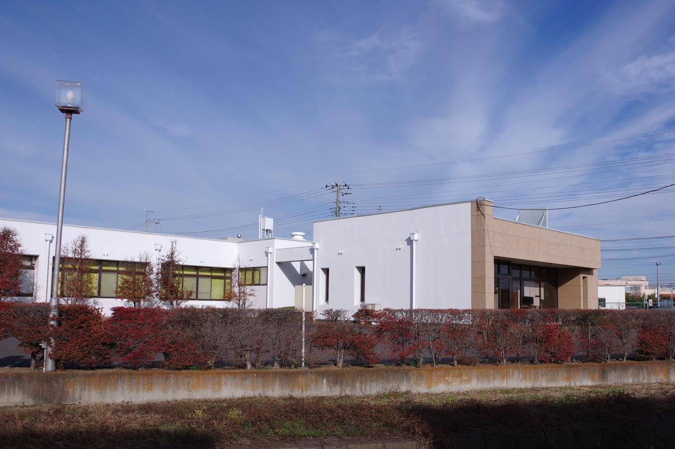 「松本医院」建物大半
