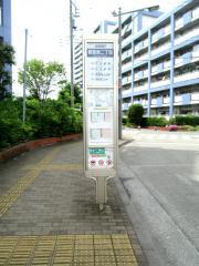 「都営泉二丁目」バス停留所