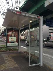 「水主町」バス停留所
