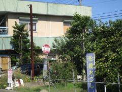 「小木」バス停留所
