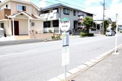 「高千穂神社」バス停留所