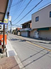 「丹南」バス停留所
