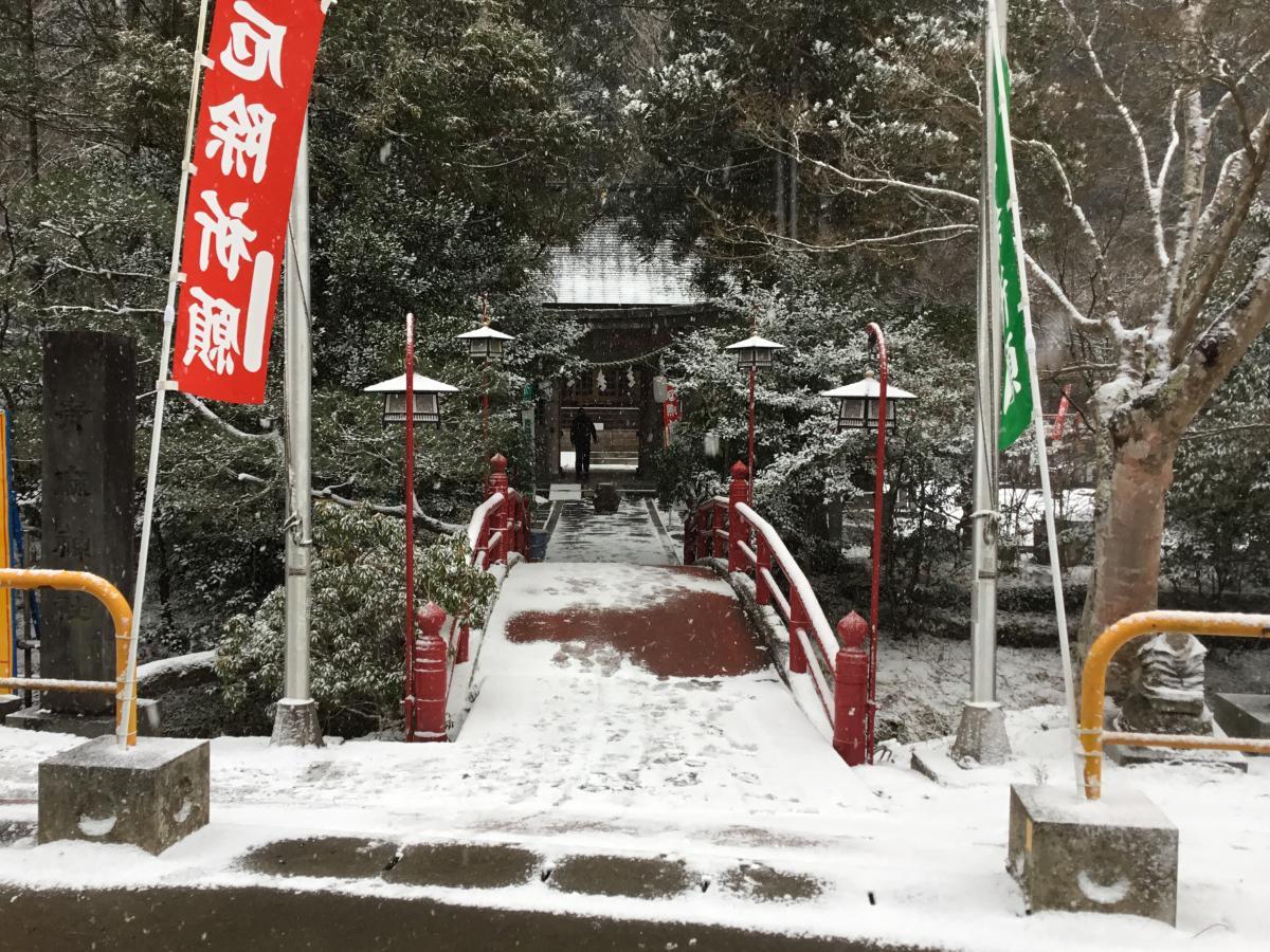 青麻神社です。
