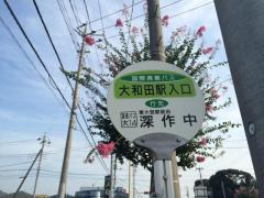 大和田駅入口