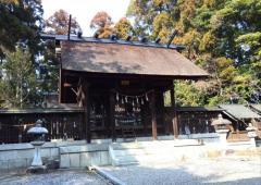 坂田神明宮