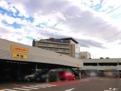 仙台オープン病院ヘリポート