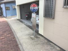 「変電所上」バス停留所