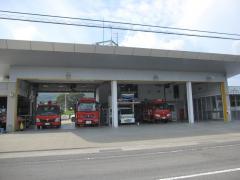 徳島中央広域連合中消防署