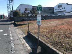 「和泉」バス停留所