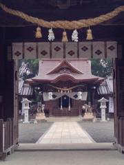 八幡古表神社