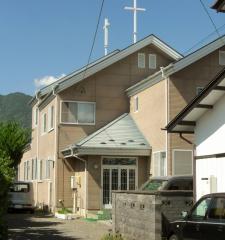 基督聖協団上田キリスト教会