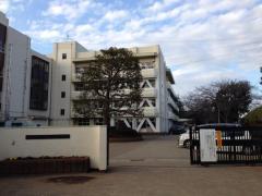 八木が谷中学校
