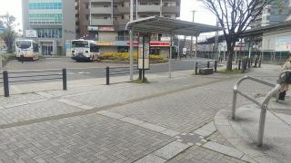 「中もず駅前(北)」バス停留所