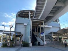 「大曽根(ゆとりーと)」バス停留所