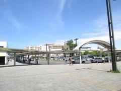 「手稲駅北口」バス停留所