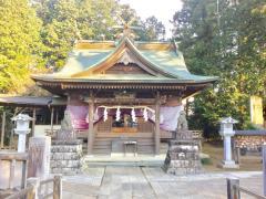 加波山三枝祗神社