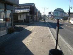 「万町」バス停留所