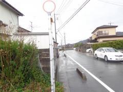 「敷山」バス停留所