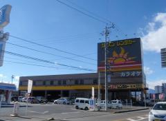 ジャパンレンタカー松本店
