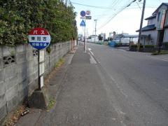 「東田吉」バス停留所