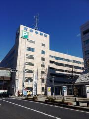 新日本海新聞社本社