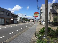 「下川手口」バス停留所