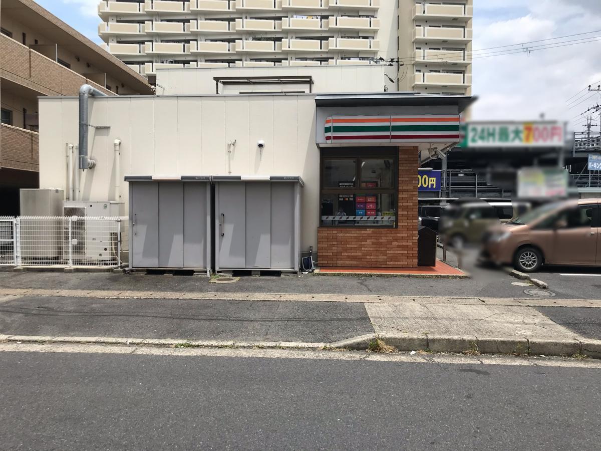 セブンイレブン守山駅東口店